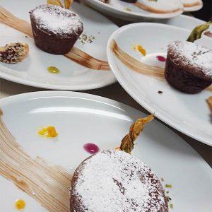 St. Valentinstag Küchenparty in der Gude Stub Casa Antica mit Andrea Alesi